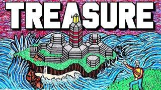 PLUNDERING the ISLAND of TREASURE - Rust (Part 1/2)