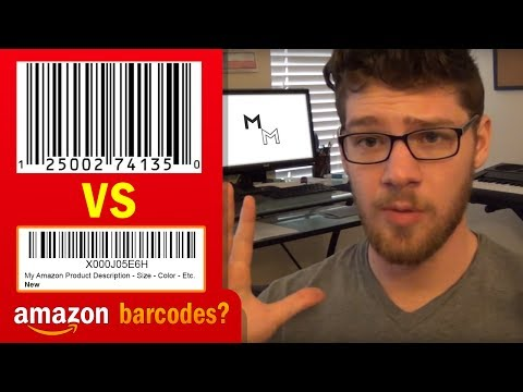 Amazon FBA Barcodes: Mistakes to Avoid and Which Bar-codes to Use!