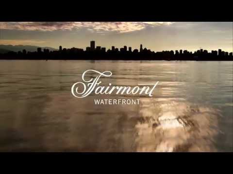 Fairmont Waterfront, Vancouver ~ A window to our world.
