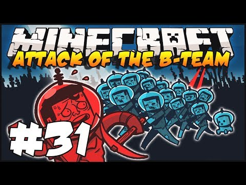 Minecraft - Attack of The B-Team - Ep.31 : Huey Helicopter!