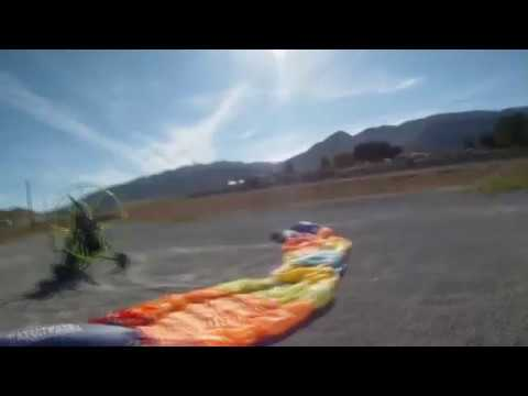 Ultralight Flight Powered Parachute Utah