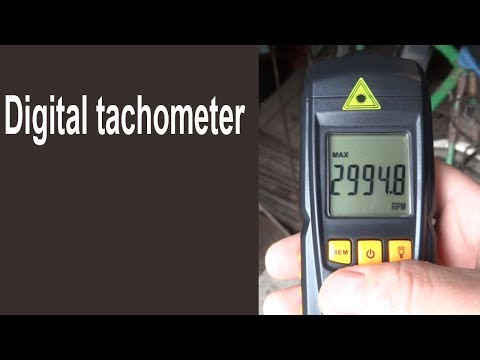 Digital TACHOMETER FROM CHINA