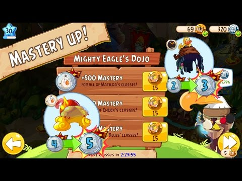 Angry Birds Epic   How To Get Mastery