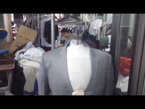 How Dry Cleaners press your Blazers