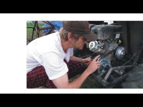 BATMOBILE GO KART | 40 series Torque Converter |