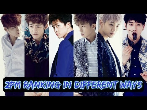TVPP】2PM - A D T O Y (All Day I Think Of You), 투피엠 - 하