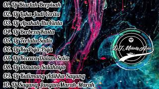 DJ TIKTOK MELODY REMIX 2021 BIARLAH BERPISAH - APAKAH ITU CINTA [ DJ TIKTOK TERBARU 2021 FULL BASS ]