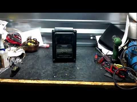 Scrap a GE Electric Relay - GOLD and SILVER Recovery - Part 1