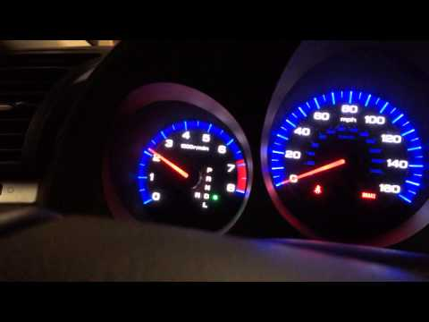 2004 Acura TL Noise at 2000 RPMs