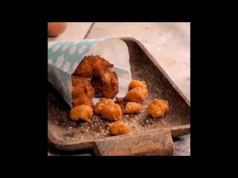 Pop Corn Flake Chicken
