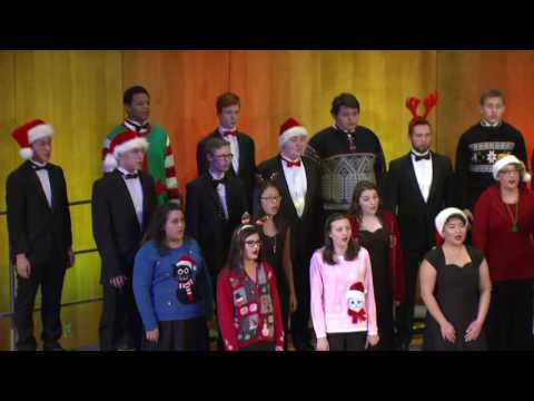 WBL South Campus Holiday Concert - December 19, 2016