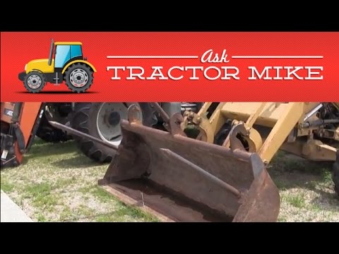 Two Things That Bother Tractor Mike