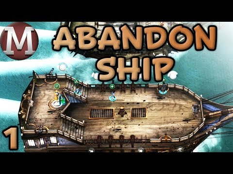 Abandon Ship - FTL Inspired Ship Combat & Exploration Game - Abandon Ship Gameplay #1