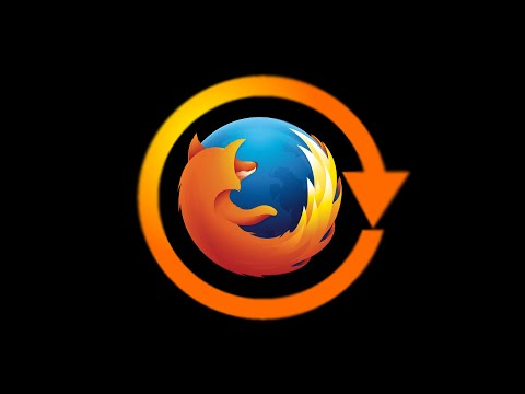 How to Undo a Mozilla Firefox Refresh in Windows