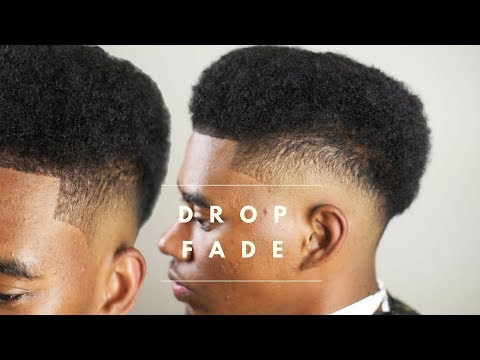 LEARN HOW TO CUT A DROP FADE IN 6 MINUTES | Barber Tutorial