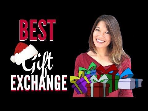 The Best Gift Exchange Idea for the Holidays!  (AKA Selfish Gift Exchange)