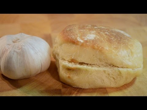 Garlic Slider Buns
