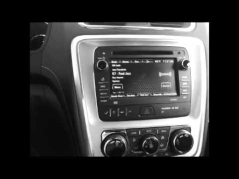 Part 9 Radio ID for SiriusXM  JP Gwinn Greg Lair Buick GMC Amarillo Canyon