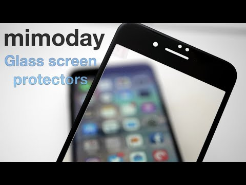 iPhone Screen Protectors by mimoday