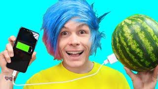 TRYING 16 CRAZY PRANKS AND TikTok LIFE HACKS  Genius Funny Viral DIY Home Tricks Tested By 123 GO!