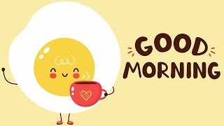 Positive Morning Music - Happy Energetic Mood Booster Music