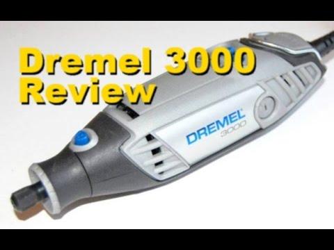 Dremel 3000 Review - Part 3 (Aluminium test)