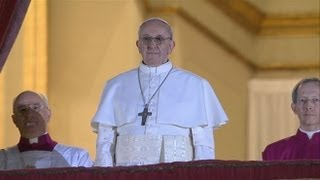 Pope Francis Elected: Cardinal Jorge Bergoglio of Argentina to be New Leader of the Catholic Church