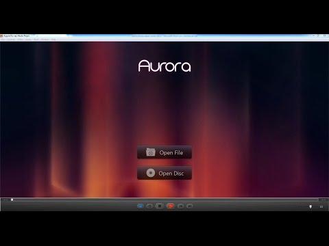 تحميل وتفعيل Aurora Blu ray Media Player لتشغيل افلام البلوراي والفيديو