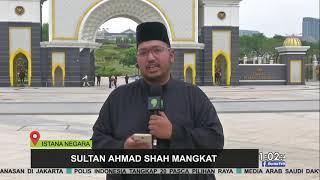 Sultan Ahmad Shah Mangkat
