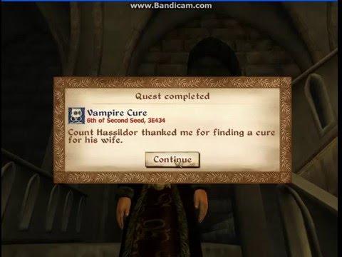 Infinite reward bug on Oblivion