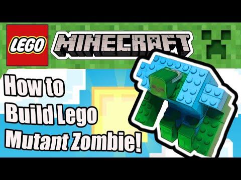 Lego Mutant Zombie TUTORIAL