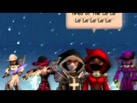 Wizard101 Music Video La la la