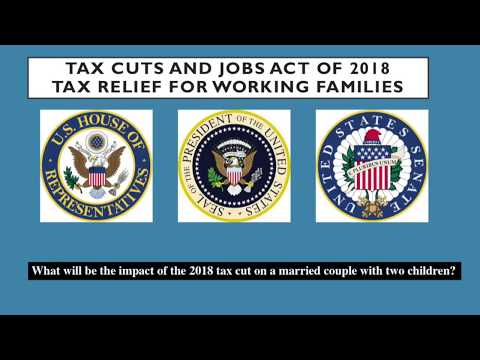 2018 Tax Cuts: Effects on Married Couples