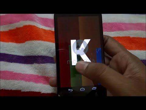 Moto G Kitkat 4.4 update