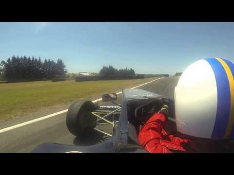 Tim's Taupo single seater race experience Jan 2014