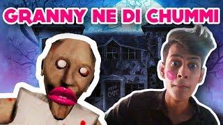 Granny NE DEDI CHUMMI || HORROR GAME IN HINDI