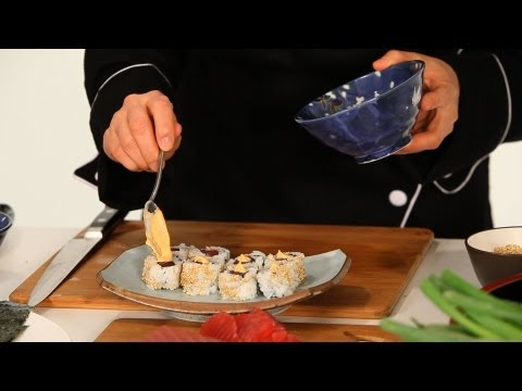 How to Make Spicy Mayo   Sushi Lessons