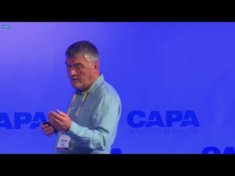 Blockchain & new entrants panel at CAPA May 17 2018