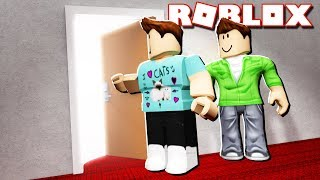Roblox Adventures - WILL YOU ENTER THE ROBLOX HOTEL? (Build A Hotel Tycoon)