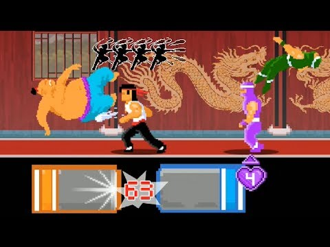 Kung Fu Fight : Beat 'em up - Trailer