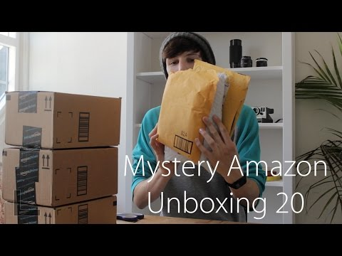 Mystery Amazon Unboxing 20