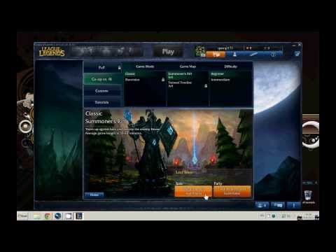 How To Get Free RP In League Of Legends! WORKING 2014 UPDATE 4.10 PATCH