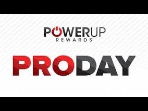 GameStop Power Up Rewards Pro Day Secret Sale