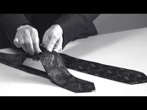 RECOGNISING A QUALITY SILK TIE