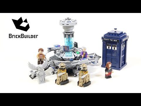 Lego Ideas 21304 Doctor Who - Lego Speed Build