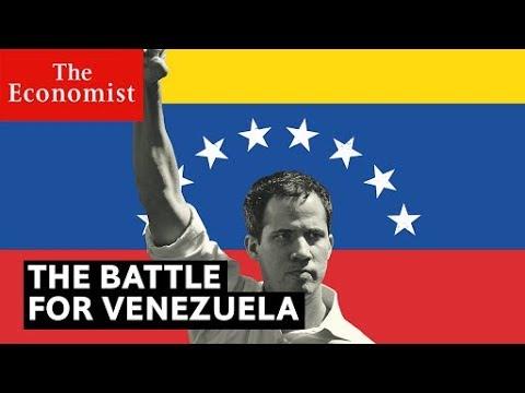 The battle for Venezuela's future | The Economist