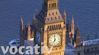 Listen To Big Ben's Final Chimes Before The Four-Year Restoration