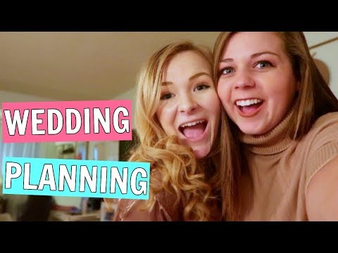 Wedding Planning With My BFF! She's Getting Married!