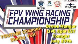 The Drone Hangar - Big Wing Race coming up ...lets chat and have some fun!!