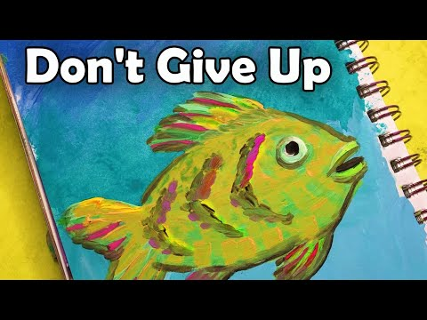 5 Good habits for Artists - 💖🎨✏️